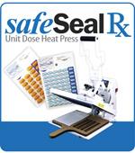 safeSealRx Blister Card Heat Sealer